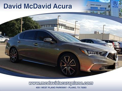 2020 Acura RLX for sale in Plano, TX