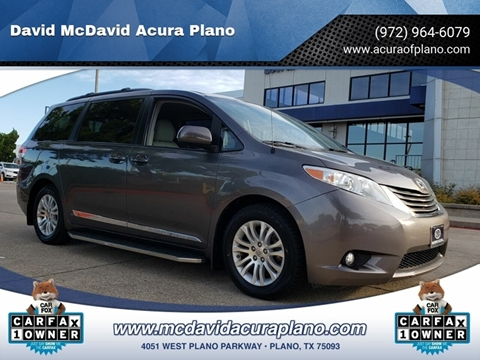 2013 Toyota Sienna for sale in Plano, TX