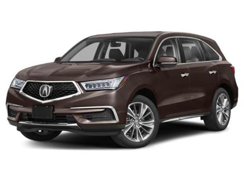 2020 Acura MDX for sale in Plano, TX
