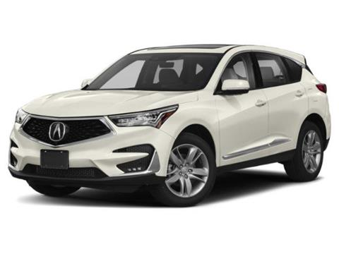 2020 Acura RDX for sale in Plano, TX