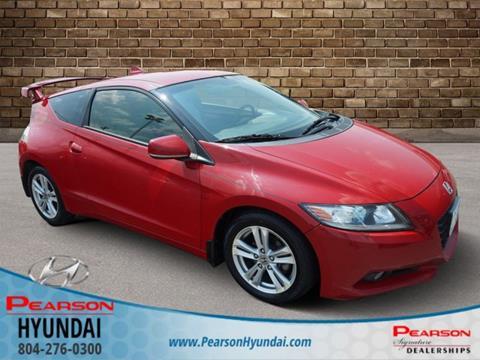 2012 Honda CR-Z for sale in Midlothian, VA