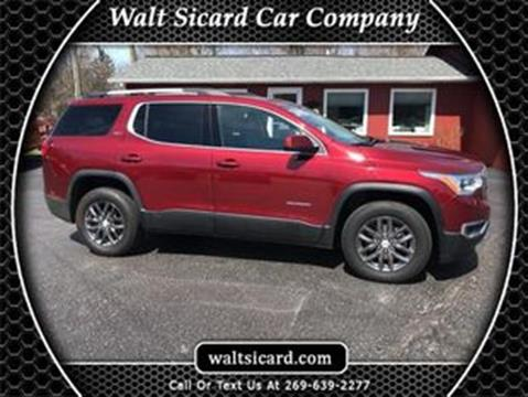 2018 GMC Acadia for sale in South Haven, MI