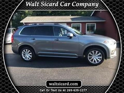2016 Volvo XC90 for sale in South Haven, MI