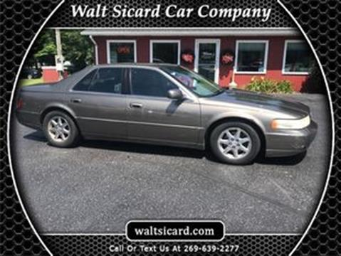 2000 Cadillac Seville for sale in South Haven, MI