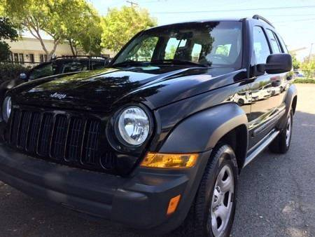 2007 Jeep Liberty for sale in Berkeley, CA