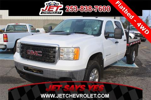 2011 GMC Sierra 3500HD for sale in Federal Way, WA