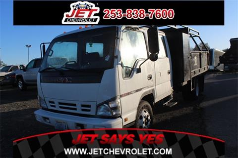 2007 GMC W4500 for sale in Federal Way, WA