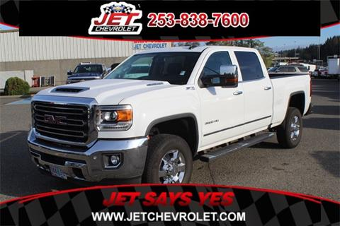 2019 GMC Sierra 3500HD for sale in Federal Way, WA
