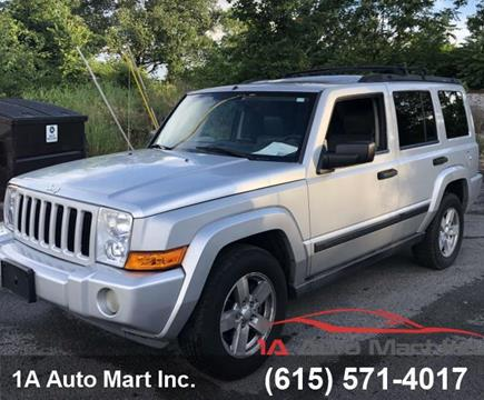 2006 Jeep Commander for sale in Smyrna, TN