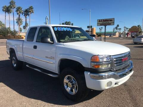 2003 GMC Sierra 2500HD for sale in Safford, AZ