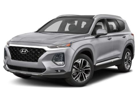 2019 Hyundai Santa Fe for sale in Leesburg, FL