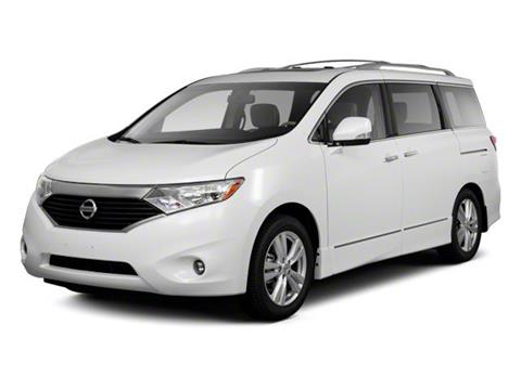 2012 Nissan Quest for sale in Leesburg, FL