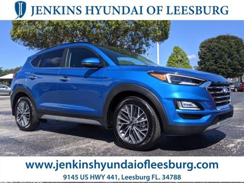 2020 Hyundai Tucson for sale in Leesburg, FL