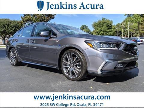 2020 Acura RLX for sale in Ocala, FL