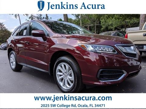 2018 Acura RDX for sale in Ocala, FL