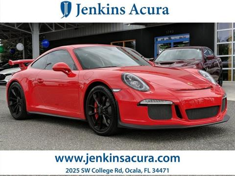 2016 Porsche 911 for sale in Ocala, FL