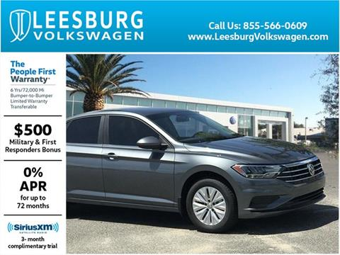 2019 Volkswagen Jetta for sale in Leesburg, FL