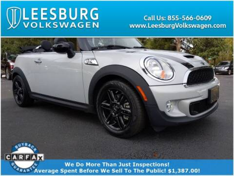 2015 MINI Convertible for sale in Leesburg, FL