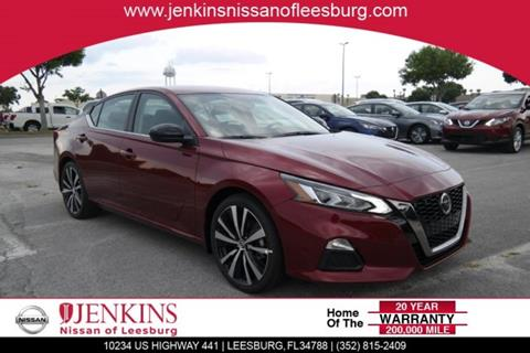 2019 Nissan Altima for sale in Leesburg, FL