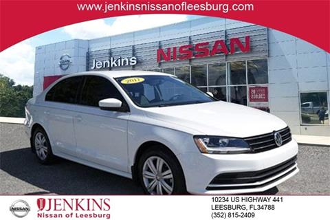 2017 Volkswagen Jetta for sale in Leesburg, FL