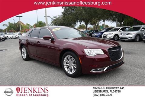 2017 Chrysler 300 for sale in Leesburg, FL
