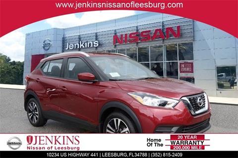 2019 Nissan Kicks for sale in Leesburg, FL