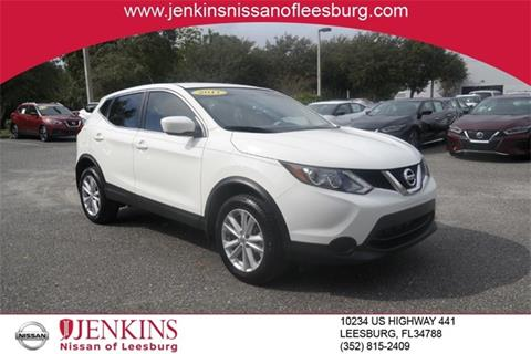 2017 Nissan Rogue Sport for sale in Leesburg, FL