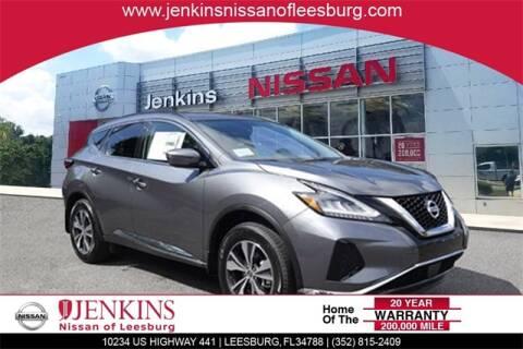 2020 Nissan Murano for sale in Leesburg, FL