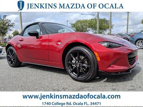 2019 Mazda MX-5 Miata for sale in Ocala, FL