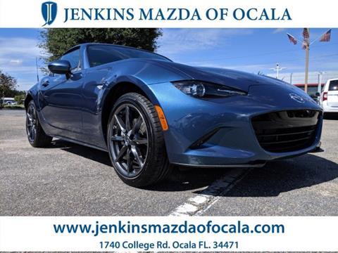 2019 Mazda MX-5 Miata RF for sale in Ocala, FL