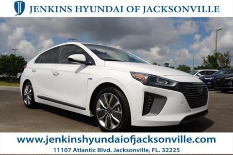 2019 Hyundai Ioniq Hybrid for sale in Jacksonville, FL
