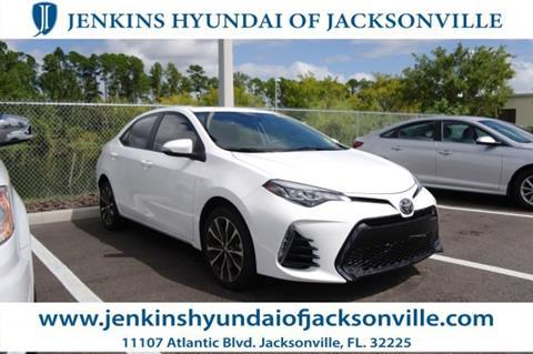 2018 Toyota Corolla for sale in Jacksonville, FL