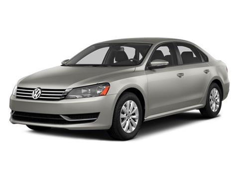 2014 Volkswagen Passat for sale in Jacksonville, FL