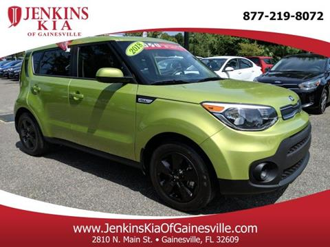 2018 Kia Soul for sale in Gainesville, FL