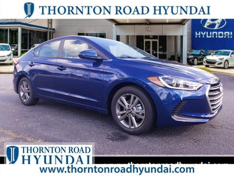 2018 Hyundai Elantra for sale in Lithia Springs, GA