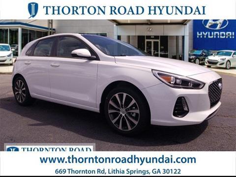 2018 Hyundai Elantra GT for sale in Lithia Springs, GA