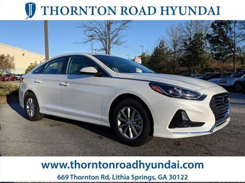 2019 Hyundai Sonata for sale in Lithia Springs, GA