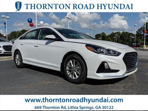 2019 Hyundai Sonata for sale in Lithia Springs, GA