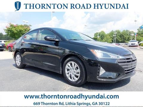 2019 Hyundai Elantra for sale in Lithia Springs, GA
