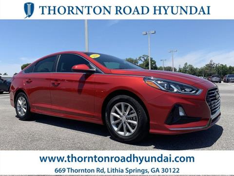 2018 Hyundai Sonata for sale in Lithia Springs, GA