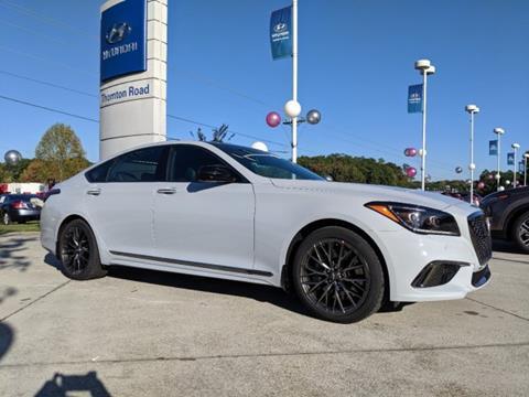 2020 Genesis G80 for sale in Lithia Springs, GA