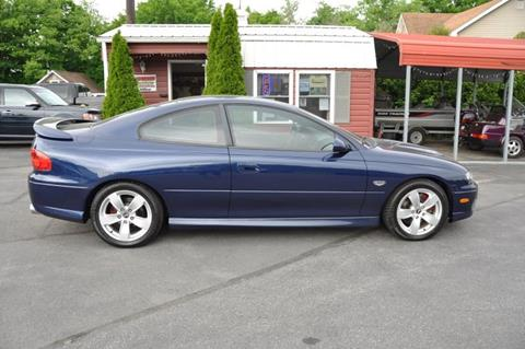 2005 Pontiac GTO for sale in Linden, PA