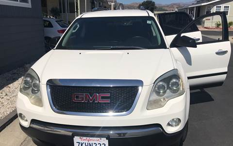 2009 GMC Acadia for sale in Thousand Oaks, CA