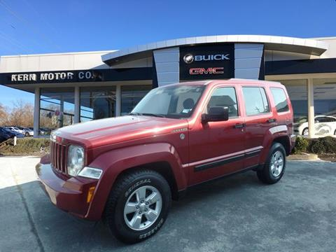 2012 Jeep Liberty for sale in Winchester, VA