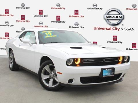 2019 Dodge Challenger for sale in Los Angeles, CA