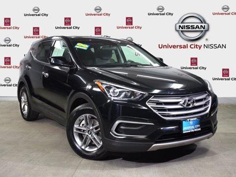 2018 Hyundai Santa Fe Sport for sale in Los Angeles, CA