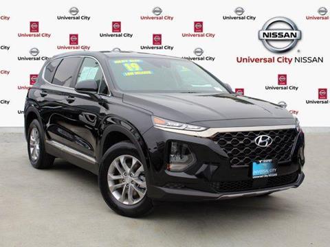 2019 Hyundai Santa Fe for sale in Los Angeles, CA