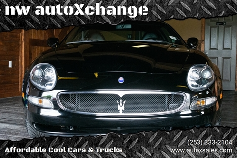 2004 Maserati Coupe for sale in Auburn, WA