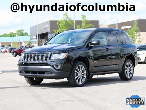 2016 Jeep Compass for sale in Columbia, TN