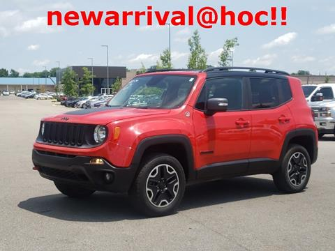 2016 Jeep Renegade for sale in Columbia, TN